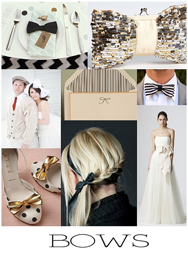 Bows {Inspiration Board}