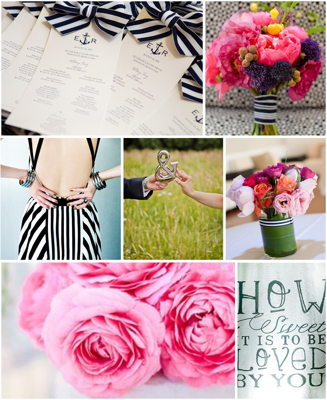 Stripes {Inspiration Board}