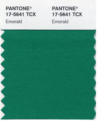 Pantone Color of the Year 2013 – Emerald!