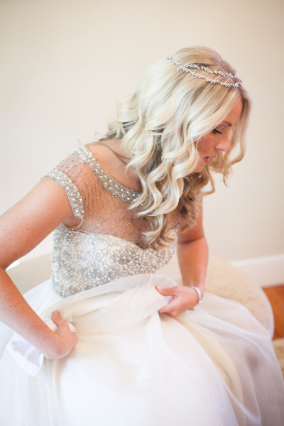 Allure Wedding featured on Style Me Pretty!